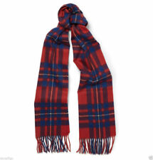 J.Crew Fringed Ends Brilliant Flame Crazy-Soft Cashmere Scarf Retail at $110+tax