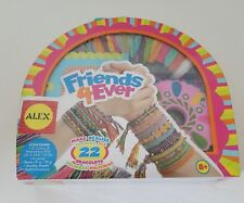 Friends 4 Ever Bracelet and Bead Making Kit Brand New