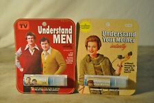 Fun and Silly Gag Gift, Mouth Spray  Understand Men / Your Mother. Funny