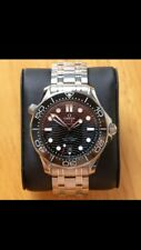 OMEGA Seamaster 300 Men's Watch 210.30.42.20.01.001 with warranty card