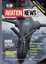 AVIATION NEWS MODEL MAGAZINE V16 N04 OUT OF SEQUENCE REGISTRATIONS KELNER AIRWAY