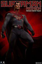 Sideshow DC Comics Superman Red Son 1:4 Premium formato resin statua/personaggio nuovo.