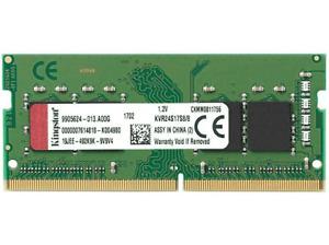 Memoria RAM - Kingston ValueRAM 8GB DDR4 2400MHz 8GB DDR4 2400MHz KVR24S17S8/8
