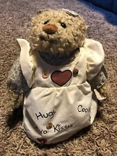 Nwt The Ganz Cottage Collectable Nanahuggalot Bear, Lorraine Chein,retired