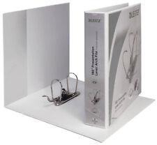 LEITZ 4225 Ordner 8,0 cm, weiß
