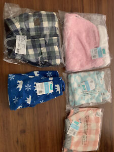 Lot Of 4 Frisco Dog Raincoat/sweaters, XL - New In Package