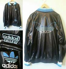 RARE 90s Mens Adidas Colorway Trefoil Tracksuit Jacket Chile 62 | Size XL | Bboy