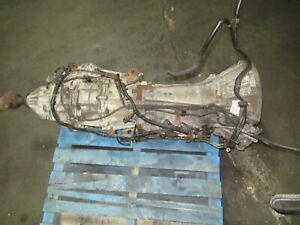 2006 Nissan Pathfinder Automatic Transmission 4.0L Nissan Frontier REV is BAD