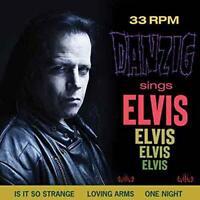 SINGS ELVIS - DANZIG