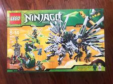 NEW LEGO Ninjago Epic Dragon Battle 9450 SEALED!