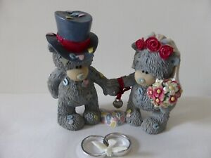 Forever Yours Wedding Cake Topper - ST17