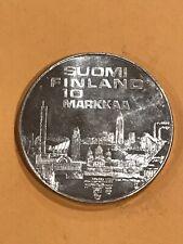 Finland 1971 Silver Crown