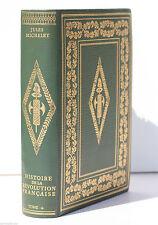 EDITIONS JEAN DE BONNOT - 1974 - MICHELET - HISTOIRE DE LA REVOLUTION FRANCAISE