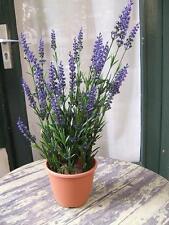Künstlicher Lavendel im Gefäß Top-Qualität