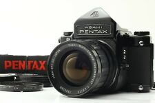 【NEAR MINT】PENTAX 6x7 67 Eyelevel Mirror up w/75mm f/4.5 Lens from Japan