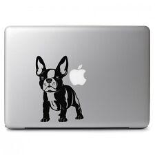 French bulldog for Macbook Air Pro Laptop Car Window Bumper Wall Decal Sticker