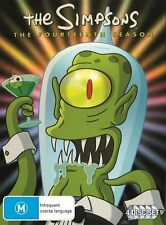 The Simpsons : Season 14 (DVD, 2011, 4-Disc Set)