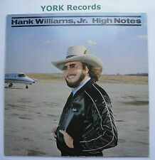 HANK WILLIAMS JR - High Notes - Excellent Condition LP Record Elektra ELK 52384