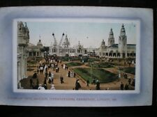POSTCARD EXHIBITIONS COURT OF ARTS IMPERIAL EXHIBITION LONDON 1909