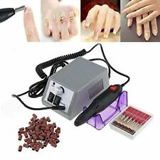 Electric Nail Drill Nails File Drill Electric Professional Nail Manicure Polish