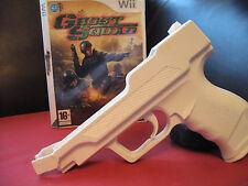 Ghost Squad Wii Mega Bundle-fantástico Tirador Juego + Pistola Pistola De Luz