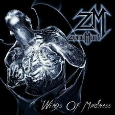 ZENO MORF - Wings Of Madness CD