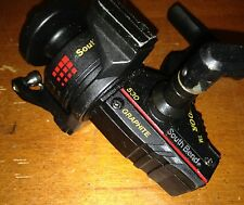 Condor 530 Spinning Reel South Bend Black Made in Taiwan *USED READ!!!
