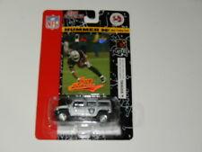 NFL Raiders Hummer H2 car w/trading card Raiders  Jerry Porter  2004