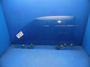 86-87 Honda Civic Crx OEM Left driver side door window glass *scratches