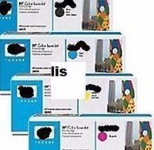 Fulset HP3600/HP 3600 toner q6470a q6471a q6472a q6473a