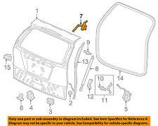 HONDA OEM 12-14 CR-V Liftgate Tailgate-Hinge Left 68260T0AA01ZZ