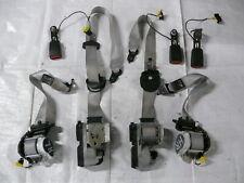 MERCEDES ML500 Gurt Gurtschloss Sicherheitsgurt A1648600385 A1648600569 Grau R38