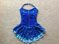 Ladies Dance Ice Figure Skating Competition Dress Size S