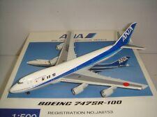 "Hogan 500 All Nippon Airways ANA B747SR-100 ""1990s Chinese Title"" NG 1:500"