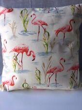 "Fantastic Flamingos 16"" x 16"" Cushion Cover"