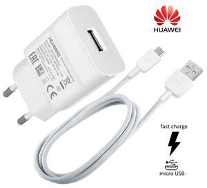 Original Huawei Schnell Ladegerät 2A + Ladekabel P smart Y7 Y6 Y5 Mate 10 lite