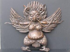 Huge Garuda Copper Regrowth, Tibet