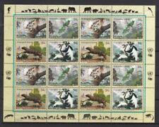 Echte postfrische Briefmarken mit Motiven aus den USA