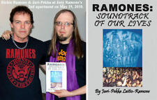 Ramones Soundtrack of Our Lives (dee Dee Joey Johnny Tommy Richie CJ Marky)