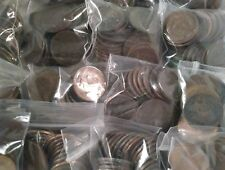 Half Roll (25) Junk Cull Indian Head Cent Penny Lot