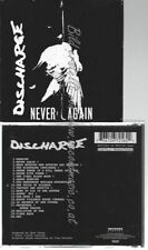 CD--DISCHARGE--NEVER AGAIN
