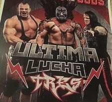 """Lucha Underground Ultimate Lucha Tres 12"""" X 17"""" Promotional Poster, Brian Cage"""