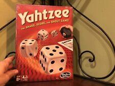 Hasbro Yahtzee Game!!  Brand New And Sealed!!