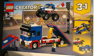 LEGO Creator - 31085 Stunt-Truck-Transporter Neu&OVP!