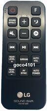 ORIGINAL LG SOUND BAR REMOTE CONTROL AKB74815381 SJ7 SJ-7 GENUINE NEW