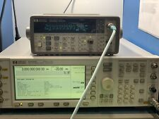 Hp Agilent E4436b Esg Dp 3 Ghz Rf Signal Generator 1e5 Un5 Und Calibratedltlt