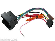 CT20VW01 VW SCIROCCO 2008 ONWARDS CONNECTOR ISO HARNESS ADAPTOR LEAD STEREO