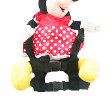 Kids/ Baby Anti-Lost Safety Harness Cartoon Backpack- Minnie
