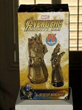 Marvel Avengers Infinity Gauntlet 6-Inch Desktop Monument (2019) PX Exclusive