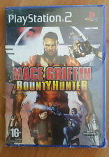 Mace Griffin Bounty Hunter PS2 / Fr / neuf sous blister / envoi rapide